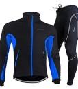 BicRad-Herrren-Winter-Thermo-Fahrradbekleidung-Set-Lang-Wasserdicht-Radjacke-und-Fahrradhose-Gr-M-2XL-0