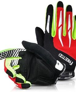 Fahrradhandschuhe-FREETOO-Radsporthandschuhe-rutschfeste-und-stodmpfende-Mountainbike-Handschuhe-mit-Signalfarbe-geeiget-fr-Radsport-MTB-Road-Race-Downhill-Wandern-und-andere-Sports-unisex-0