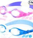 Kinder-Schwimmen-Schwimmbrille-2-Stck-Schwimmen-Brille-fr-Kinder-und-Teenageralter-von-3-bis-15-Jahren-Anti-Fog-wasserdicht-UV-Schutz-hergestellt-von-cooloo-0