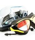 SHINIGAMI-Verspiegelte-Schwimmbrille-Mit-Ohrstpsel-Und-Schutzhlle-fr-Damen-Und-Herren-UV-Und-Antibeschlagschutz--Verstellbar-Silikonband-0