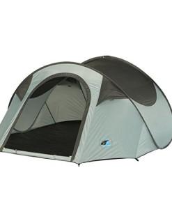 10T-Outdoor-Equipment-10T-Camping-Zelt-Colac-3-Pop-up-Wurfzelt-mit-Schlafbereich-fr-3-Personen-Automatik-Zelt-mit-eingenhter-Bodenwanne-Dauerbelftung-Wasserdicht-mit-2000mm-Wassersule-0
