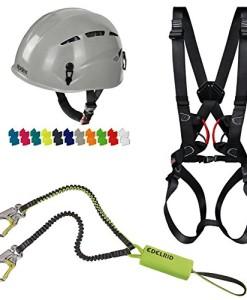 Alpidex-Kletterhelm-ARGALI-Alpidex-Klettergurt-Komplettgurt-TAIPAN-COMP-Edelrid-Klettersteigset-Cable-Kit-Lite-50-0