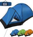 BB-SPORT-Zelt-Kuppelzelt-Campingzelt-Festivalzelt-SUNSCOUT-fr-3-Personen-Wassersule-3000-0