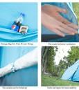 Bfull-Strandmuschel-Extra-Light-Automatisches-Strandzelt-mit-Reiverschlusstr-und-UV-Schutz-Familien-Portable-Beach-Zelt-in-Blau-Outdoor-Tragbar-Wurfzelt-0-0