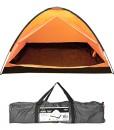 Milestone-Camping-Kuppelzelt-fr-vier-Personen-Orange-0