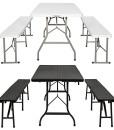 TecTake-Campingmbel-Set-Bierzeltgarnitur-Camping-Garnitur-klappbar-diverse-Farben-0
