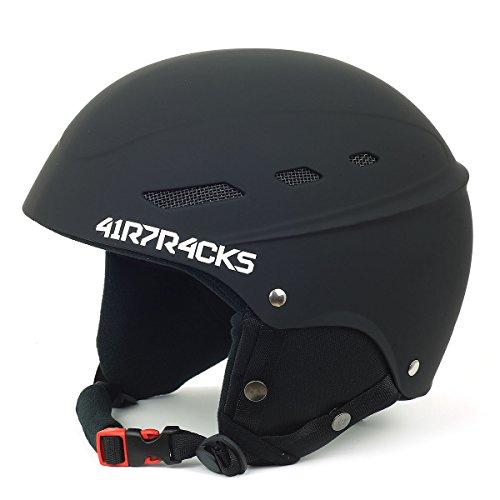 AIRTRACKS-Skihelm-Snowboardhelm-MASTER-oder-SAVAGE-mit-Ventilationssystem-und-stufenloser-Anpassung-Ski-Snowboard-Helm-Helmet-5-x-Farben-Matt-zur-Auswahl-0