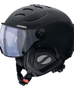 Alpina-Erwachsene-Jump-JV-VHM-Skihelm-Black-Matt-57-59-cm-0