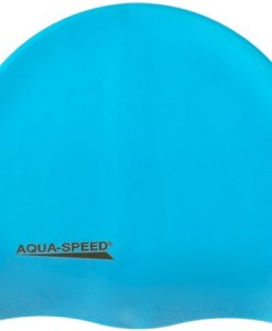 Aqua-Speed-BademtzeSchwimmkappe-Super-stretch-Mega-100-30-hellblau-0