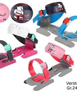 Babyschlitschuhe-Schlittschuhe-Baby-Kinderschlittschuhe-Eislaufen-Winter-Mdchen-Jungen-Gr-24-35-0