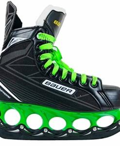 Bauer-t-Blade-Supreme-140-Green-Edition-tblade-Schlittschuh-mit-t-Blade-0