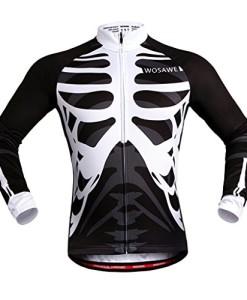 MagiDeal-Unisex-Atmungsaktiv-Jersey-Schnell-Trockend-Radfahren-Radtrikot-Fahrradtrikot-0
