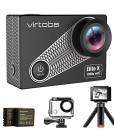 Virtoba-Action-Kamera-WiFi-Action-Cam-4K1080P-Auflsung-16MP-Ultral-HD-20-LCD-Bildschirm-Unterwasserkamera-170-Weitwinkeln-Sport-Cam-wasserdicht-mit-2X1050mAh-BatterienMini-Stativ-und-Zubehr-Set-0
