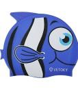 vetoky-Badekappe-Kinder-Damen-Herren-Gro-Bademtze-Silikon-Erwachsene-Jungen-Wasserdichte-Schwimmen-Junior-Latex-Gummi-Mnner-Frauen-UV-Jungs-Mdchen-Schwimmkappe-0