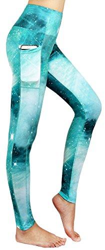 Munvot-Schne-Galaxy-Printed-Sporthose-Fitnesshose-Yoga-Leggings-Leggins-fr-Damen-YH01YH02YH03-0-0
