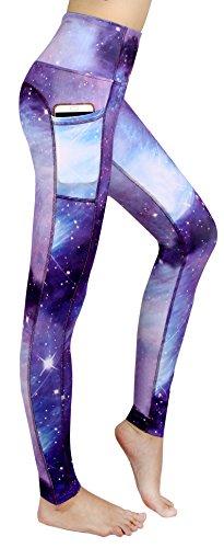 Munvot-Schne-Galaxy-Printed-Sporthose-Fitnesshose-Yoga-Leggings-Leggins-fr-Damen-YH01YH02YH03-0-6