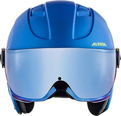Alpina-Kinder-Carat-Le-Visor-HM-Skihelm-0-1