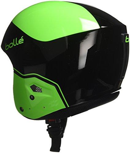 Boll-Erwachsene-Medalist-Skihelme-BlackFlash-Green-53-54-cm-0-0