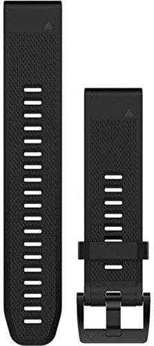 Garmin-QuickFit-22mm-Watch-Band-Black-Silicone-0