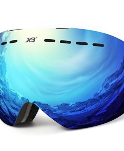 Skibrille-Herren-Damen-Snowboardbrille-Erwachsene-ber-Glser-OTG-rahmenlose-fr-Ski-Anti-Fog-von-Dada-pro-UV-Schutz-Sonnenbrille-0
