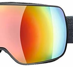 Uvex-Erwachsene-compact-FM-Skibrille-Black-mat-One-Size-0