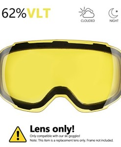 eDriveTech-Ersatzglas-fr-Skibrille-Schnell-Austauschbaren-Linsen-0