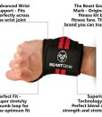 Beast-Gear-Handgelenkbandage--2x-Handgelenksttze-Wrist-Wraps-fr-Sport-Fitness-Bodybuilding-Stabilisierend-Schtzend-auch-bei-sehr-hohen-Gewichten-Belastungen-0-1