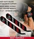 Beast-Gear-Handgelenkbandage--2x-Handgelenksttze-Wrist-Wraps-fr-Sport-Fitness-Bodybuilding-Stabilisierend-Schtzend-auch-bei-sehr-hohen-Gewichten-Belastungen-0-3
