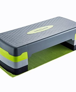 Body-Mind-Aerobic-Steppbrett-Elite-3-Stufen-Stepper-Step-Bench-mit-gratis-Anti-Rutsch-Matte-0
