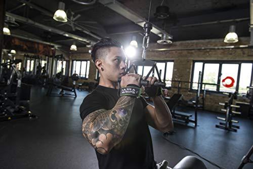 Climaqx-Profi-Fitness-Zughilfen-Ultra-Grips-Fr-Kraftsport-Crossfit-Powerlifting-Entwickelt-fr-Harte-Trainings-Integrierte-Handbandage-0-7