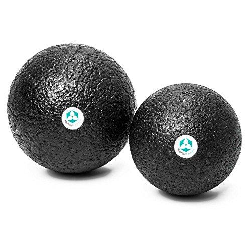 DoYourFitness-Faszienblle-Mini-Faszienrolle-Duo-Ball-ideal-fr-Faszientraining-Muskeln-Bindegewebe-Selbstmassage-gegen-Verspannungen-Auch-einzeln-erhltlich-0-1