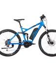 FISCHER-E-Bike-Mountain-EM-1862-Blau-275-RH-48-cm-Mittelmotor-48-V-557-Wh-Shimano-XT-Schaltwerk-Navigation-Teasi-RockShox-Federung-DNM-Luft-Dmpfer-Gear-Sensor-0