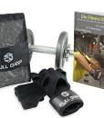 FULL-GRIP-Fitness-Handschuhe-mit-sttzender-Handgelenkbandage-Trainingshandschuhe-fr-Crossfit-und-Kraftsport-mit-Einer-Handinnenflche-aus-Leder-0-3