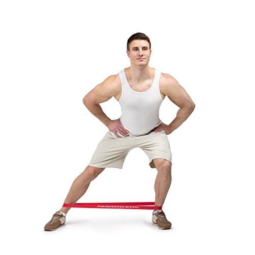 Fitnessbnder-Widerstandsbnder-4er-Set-von-Panathletic-mit-Anleitung-eBook-auf-Deutsch-und-Tragebeutel--4x-Fitnessband-Widerstandsband-Gymnastikband-Trainingsband-bungsband-Fitness-Band-Gymnastikbnder--0-3