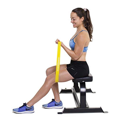 Fitnessbnder-Widerstandsbnder-4er-Set-von-Panathletic-mit-Anleitung-eBook-auf-Deutsch-und-Tragebeutel--4x-Fitnessband-Widerstandsband-Gymnastikband-Trainingsband-bungsband-Fitness-Band-Gymnastikbnder--0-4