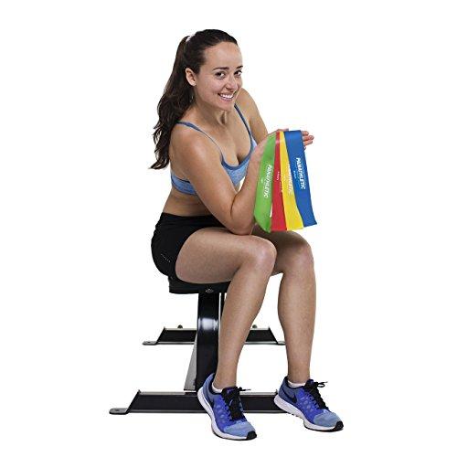 Fitnessbnder-Widerstandsbnder-4er-Set-von-Panathletic-mit-Anleitung-eBook-auf-Deutsch-und-Tragebeutel--4x-Fitnessband-Widerstandsband-Gymnastikband-Trainingsband-bungsband-Fitness-Band-Gymnastikbnder--0-5