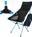 ICOCO-Klappbarer-Campingstuhl-mit-Tragetasche--kompakter-ultraleichter-Faltbarer-Strandstuhl--Tragbarer-hoch-belastbarer-Outdoor-Stuhl-fr-Rucksackreisen-Wandern-Camping-Strand-Angeln-0