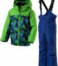 McKINLEY-Mdchen-Schneeanzug-Timber-Ray-Navy-DarkAOPTurquoise-0
