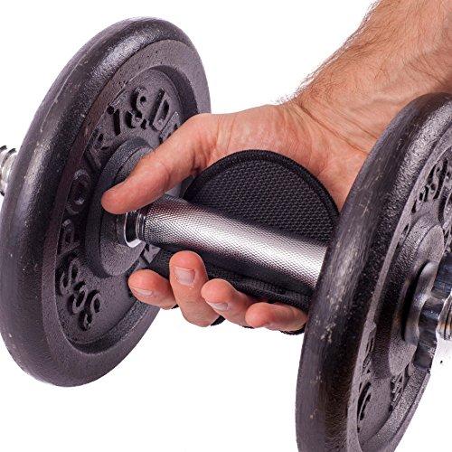 PULLUP-DIP-Griffpolster-Griffpads-fr-Klimmzge-Fitness-Bodybuilding-Krafttraining-1-Paar-Neopren-Grip-Pads-Trainings-Pads-als-Alternative-zu-Trainingshandschuhen-fr-maximalen-Griff-0-5