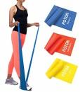 Potok-Fitnessbnder-3er-Set-120-x-15-cm-fr-Fitness-Reha-Gymnastik-und-Physiotherapie-Leicht-Medium-Stark-Fitnessband-Trainingsband-Gymnastikband-Fr-Mnner-Frauen-0