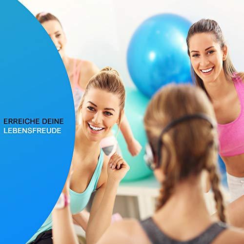 Sportastisch-AUSGEZEICHNETER-Gymnastikball-Variante-mit-Ring-und-Widerstandsbndern-oder-Noppen-55-60cm-Sitzball-Ideal-zum-Sport-und-frs-Bro-Bonus-E-Book-Bis-zu-3-Jahre-Garantie-0-4