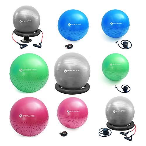 Sportastisch-AUSGEZEICHNETER-Gymnastikball-Variante-mit-Ring-und-Widerstandsbndern-oder-Noppen-55-60cm-Sitzball-Ideal-zum-Sport-und-frs-Bro-Bonus-E-Book-Bis-zu-3-Jahre-Garantie-0-5