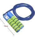 Springseil-Speed-Rope-von-Pretop-Mit-Zhler-Und-Komfortablen-Anti-Rutsch-Griffen-Licht-Springseile-Fr-Workout-Crossfit-Boxen-Training-Und-Fitness-0-0