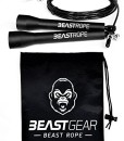 Springseil-von-Beast-Gear--Speed-Rope-Fr-Fitness-Ausdauer-Abnehmen-Ideal-fr-Boxen-MMA-Crossfit-HIIT-Intervalltraining-Double-Unders-0