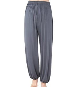 WOOD-MEETS-COLOR-Hosen-Herren-Yoga-Hose-Lange-Schlaf-Hose-Modaler-Weiche-Strick-Pyjama-0