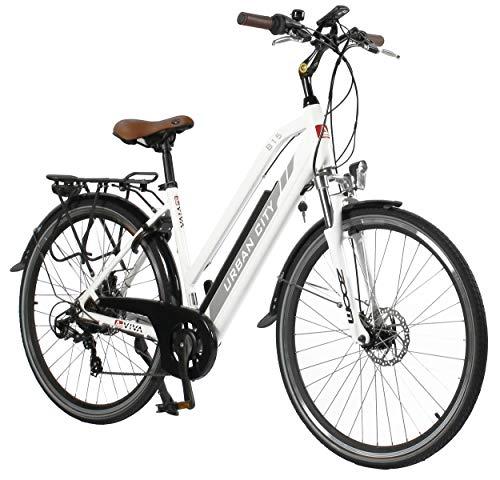AsVIVA-E-Bike-Trekkingrad-28-CityBike-Tiefeinsteiger-36V-145Ah-Samsung-Zellen-Akku-7-Gang-Shimano-Schaltung-sehr-starker-250W-Heckmotor-Alu-Elektrofahrrad-Pedelec-wei-B15-D-0