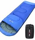 BACKTURE-Schlafsack-Deckenschlafsack-10-kg-Leichtgewicht-Warm-Outdoor-100-Baumwollhohlfaser-fr-CampingWandernsonstige-Aktivitten-im-Freien-im-4-Jahreszeiten-leicht-in-Tragetasche220-x-80cm-0