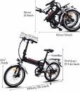 BIKFUN-Elektrofahrrad-2026-Zoll-E-Bike-Lithium-Akku-36V-8Ah-250W-Shimano-21-Gang-0-3