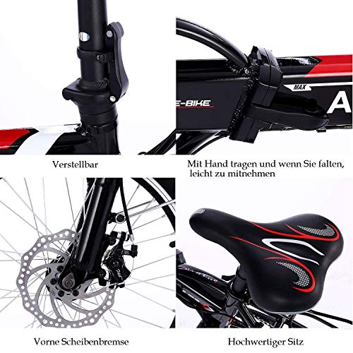 BIKFUN-Elektrofahrrad-2026-Zoll-E-Bike-Lithium-Akku-36V-8Ah-250W-Shimano-21-Gang-0-4