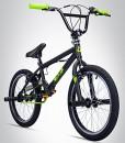 Bergsteiger-Ohio-20-Zoll-BMX-360-Rotor-System-Freestyle-4-Stahl-Pegs-Kettenschutz-Freilauf-0
